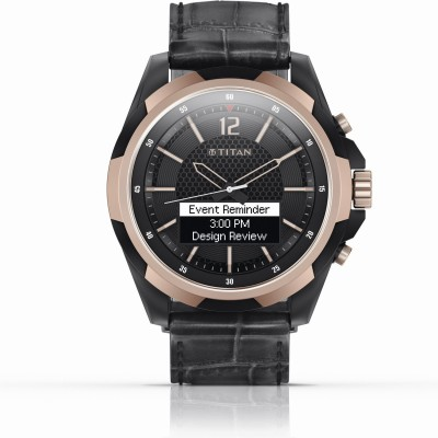 Titan-Juxt-rose-gold-90055KL01J-Smartwatch