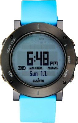 Suunto SS021373000 Core Digital Blue Crush Smartwatch (Strap)