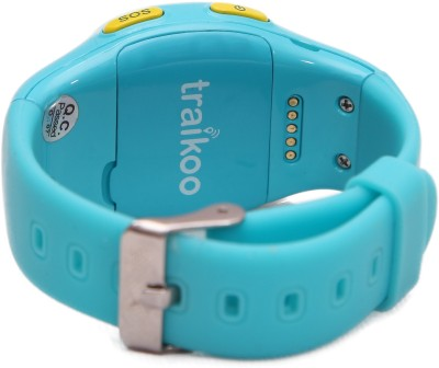 Traikoo Spatch Blue Smartwatch (Blue Strap)