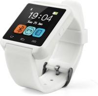 Wonder World ™ Swees® U8 Bluetooth Inteligente™ Multirole White Smartwatch (White Strap)
