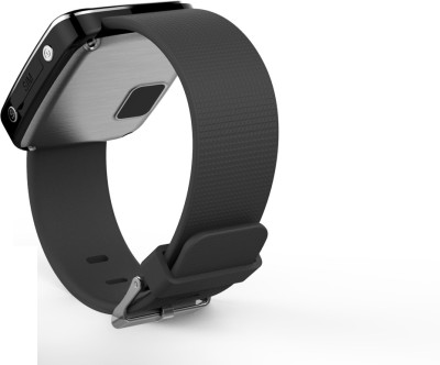 Velocity V2 Black Smartwatch (Black Strap)