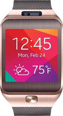 SAMSUNG SM-R3800GNAINU Smartwatch (Multicolor Strap)