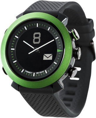 Cogito CW2.0-006-01 Green Smartwatch (Black Strap)