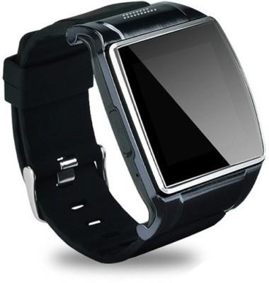 Kimi with Camera Black Smartwatch (Black Strap Free Size)