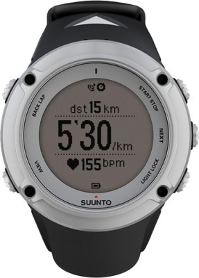 SUUNTO-SS019651000-Ambit2-HR-Digital-Smartwatch