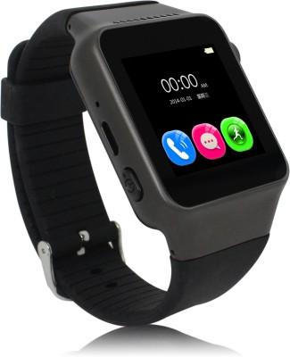 Zgpax S39 Smartwatch (Black Strap)