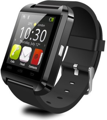 MOUSETRAP MTSBS Smartwatch (Black Strap)