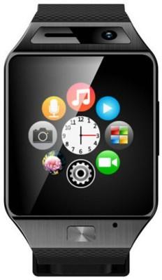 Qtec SW Smartwatch (Black Strap)
