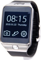 SD No. 1 X9-G2 Sim Bluetooth Smart Watch Smartwatch (Black Strap)