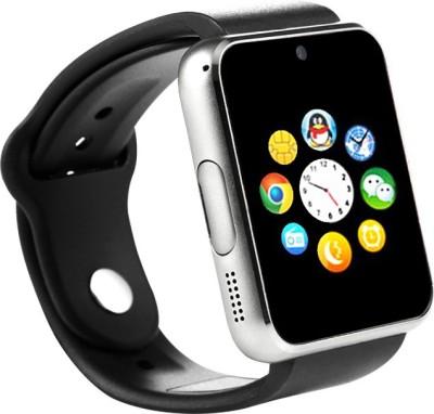Bingo T50 Smartwatch (Silver Strap)