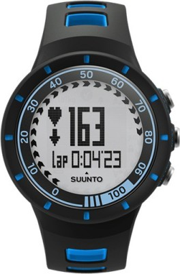 Suunto SUUNTO QUEST(BLUE) Smartwatch (Blue Strap)