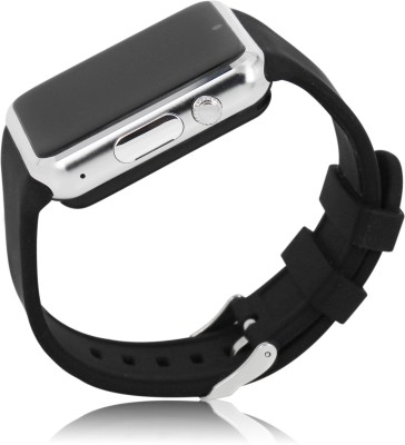 Kingshen Phone S79 Smartwatch (Black Strap)