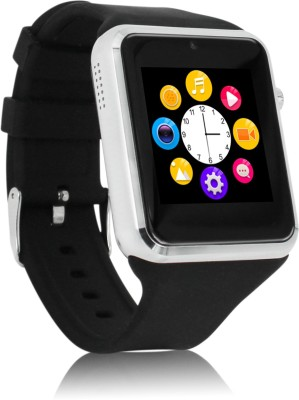 Kingshen Smart watch Phone Smartwatch (Black Strap)