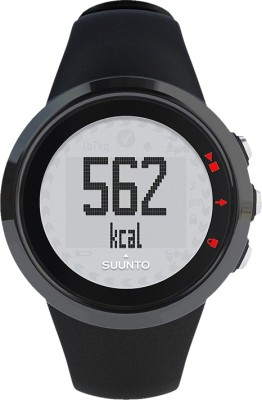 Suunto M2 Digital Smartwatch (Black Strap)