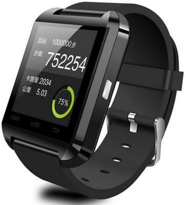 Spot Dealz U8 Smartwatch (Black Strap)
