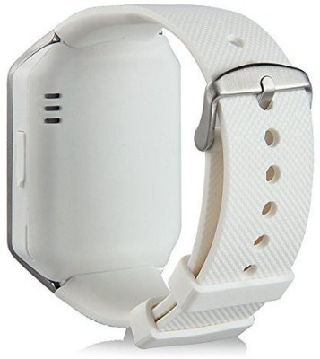 persona u8 white Bluetooth Notification Smartwatch (White Strap)