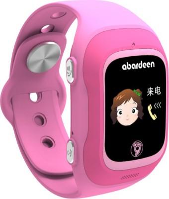 FindU FK07S Smartwatch (Pink Strap 220)