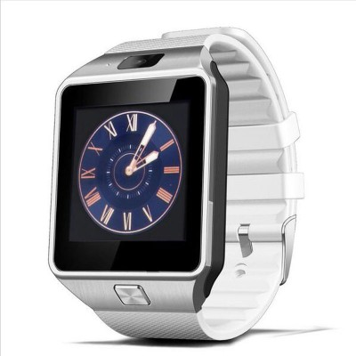 SPOT DEALZ SD - White Smartwatch (White Strap)
