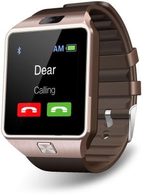 Bingo T30 Gold Bluetooth Notification Smartwatch