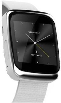 Velocity V2W White Smartwatch (White Strap)