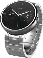 Motorola Moto 360 Smartwatch (Silver)