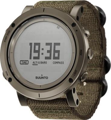 Suunto SS021217000 Essential Smartwatch (Strap)