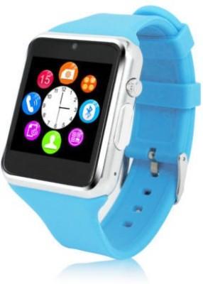XElectron X79 Smartwatch (Blue Strap)