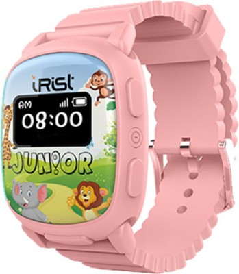 Intex iRist JUNIOR Pink Smartwatch (Pink Strap)