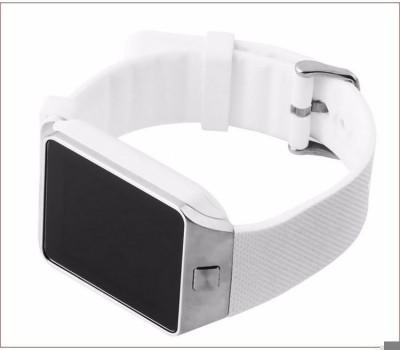 Fabdy DZ09 Smartwatch (White Strap)