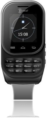 Kenxinda W1 Smartwatch (Black Strap M)