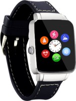 Bingo Branded Bingo Bluetooth Notification Silver Colour X6 Smart Watch Smartwatch (Silver)