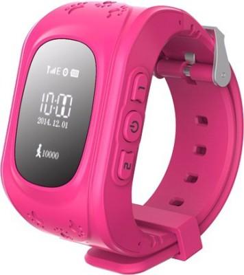 FindU FK04S Smartwatch (Pink Strap)