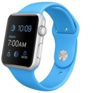 Zigmo A1 Smart Watch With SIM Card Slot And Camera Blue Smartwatch (Blue Strap)