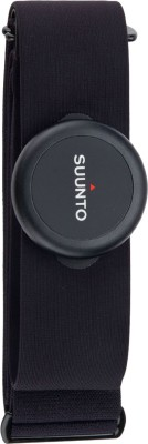 Suunto SS020674000 Ambit3 HR Digital Smartwatch (Black Strap)