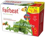Fairbeat Basil & Parsley Soap Enriched With Butter Fruit & Sweet Almond Oil