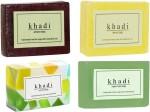 Khadi Handmade Soap Combo 1 Pack of 4