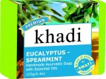 Khadi Eucalyptus Spearmint Soap