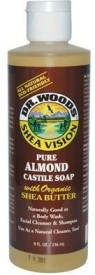 Dr. Woods Almond Soap W/Shea Butter