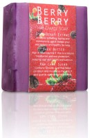 Nyassa Berry Berry Handmade Fruity Premium Sugar Soap (150 G)
