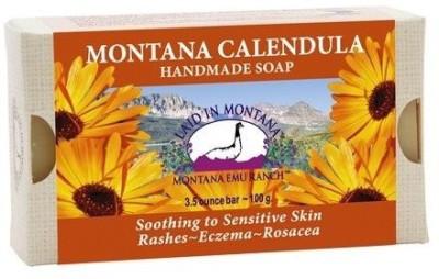 Laid In Montana Soaps Laid In Montana Montana Calendula Soap Bar