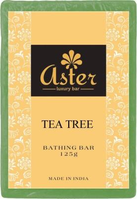 Aster Luxury Handmade Tea Tree Soap 125g