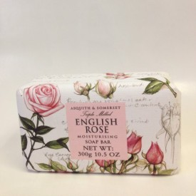 Asquith & Somerset Asquith and Somerset Triple Milled English Moisturising Soap Bar