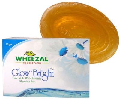 Wheezal Glow Bright Calendula With Berberies Glycerine Bar