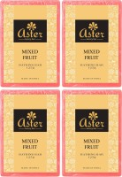 Aster Luxury Mixed Fruit Bathing Bar 125g - Pack Of 4 (500 G)