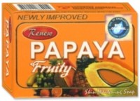Renew Papaya Fruity Skin Whitening Soap (135 G)