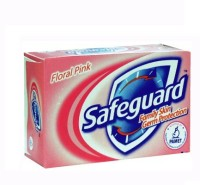 Safeguard Floral Pink Whitening Soap (135 G)
