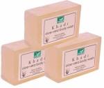 Khadi Mauri Aloe Vera Soap Pack of 3 Premium Handcafted Herbal