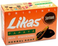 Likas Papaya Skin Whitening Soap (135 G)