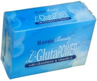 Royal Beuty L Gluta Power Soap With Glutathione And Vitamin E For Skin Whitening,1pc (135 G)