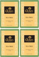 Aster Luxury Tea Tree Bathing Bar 125g - Pack Of 4 (500 G)